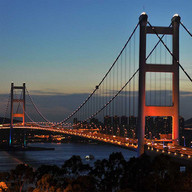 TsingMa Bridge Live Wallpaper Free