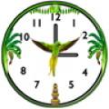 Ugadi Clock