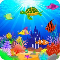 Undersea Aquarium Live Wallpaper