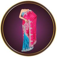 Bildbearbeitung Hochzeit sari