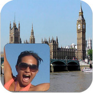 World Fun Frames Famous Sites