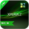 xperia z Next launcher Theme