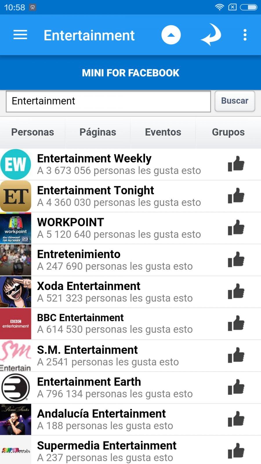 Mini For Facebook & Messenger - Mini FB