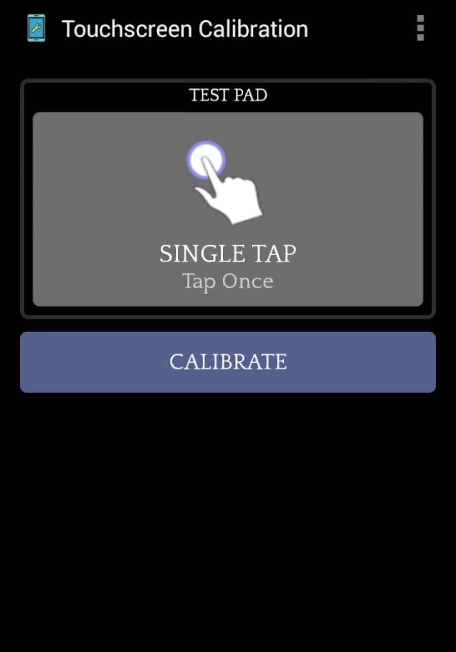 Как сделать калибровку экрана на андроид samsung