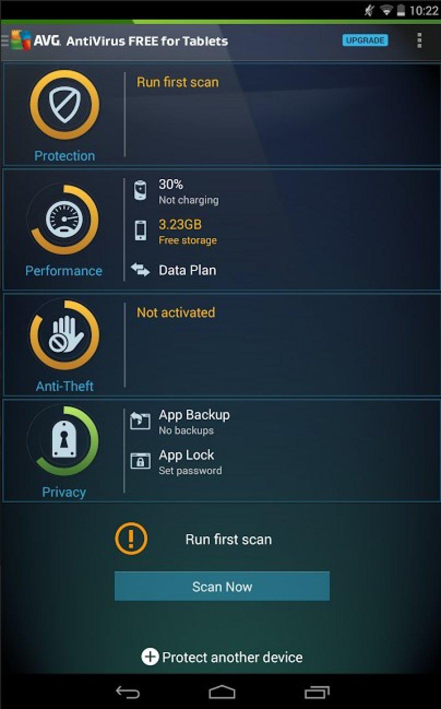 Avg Anti-Virus Free Для Android Скачать