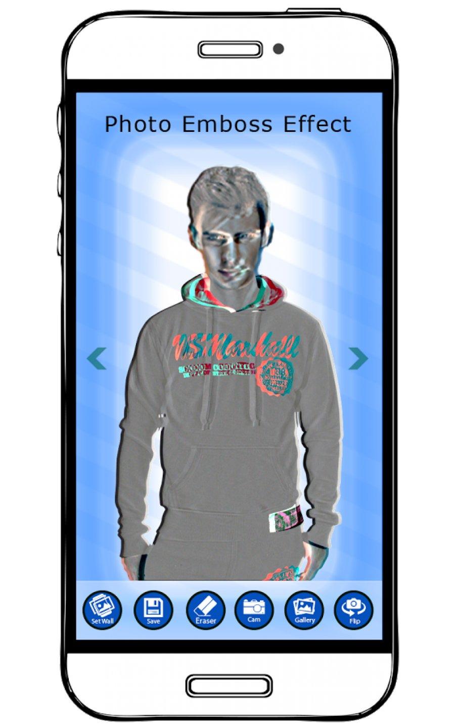 Men Sweatshirt Photo Montage:Sweatshirt Photo Suit