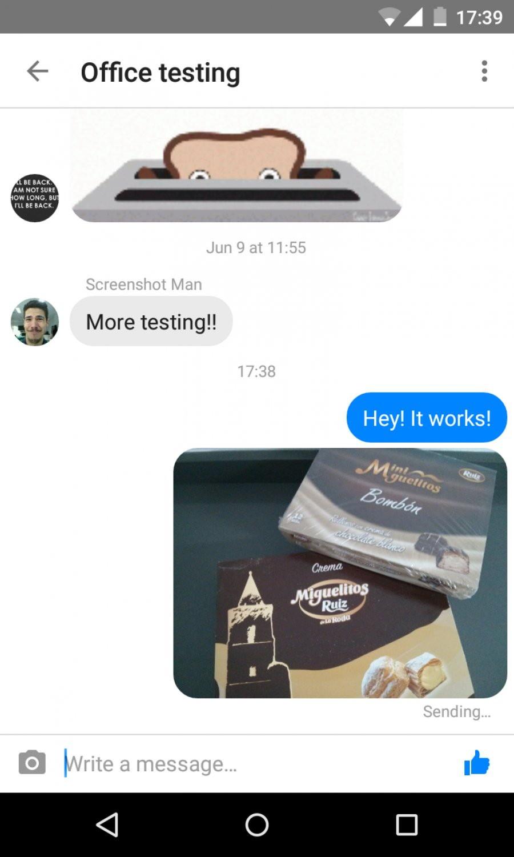 Messenger Lite: Free Calls & Messages
