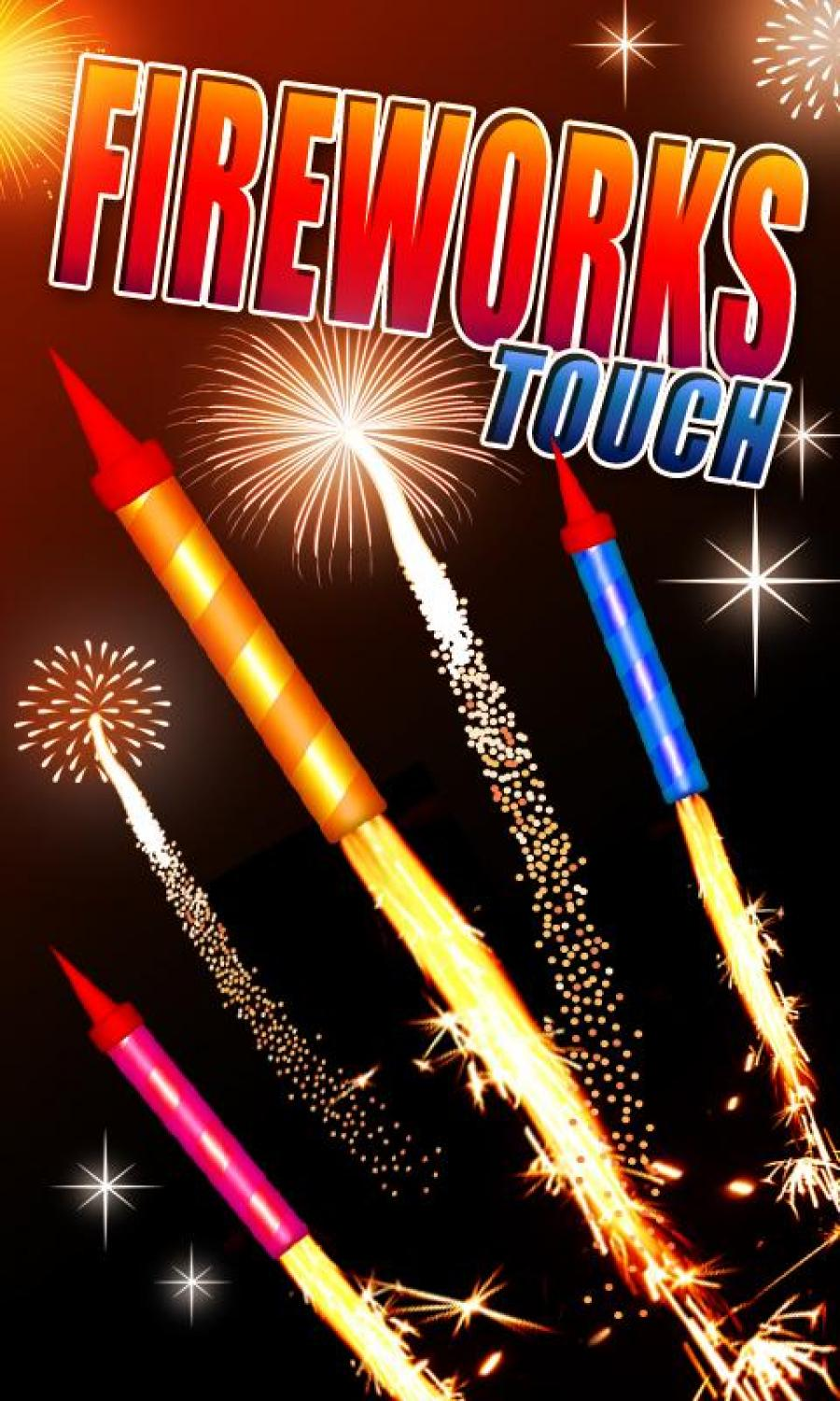2018 Best Fireworks Touch Free