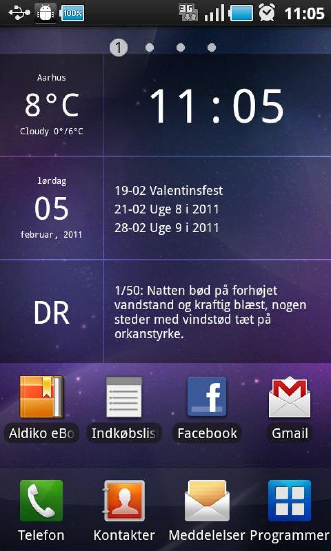 Как удалить пустой домашний экран в Android 93