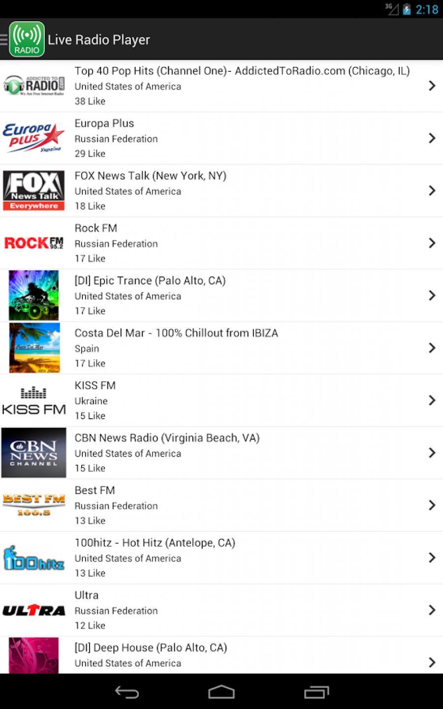 World Radio FM + Music Record, News, Events Cast