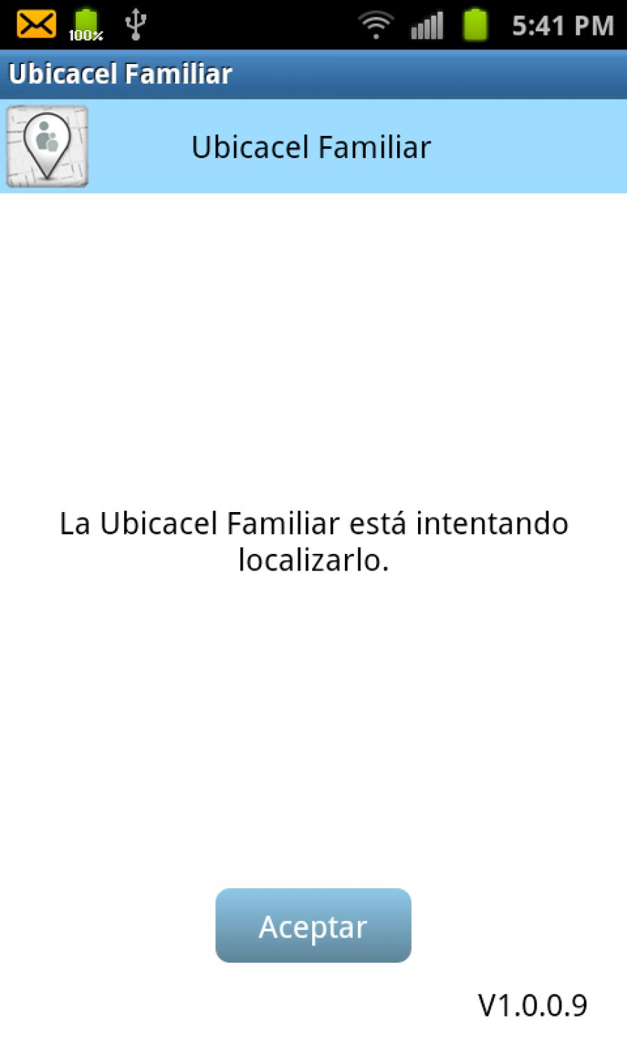 Ubicacel Familiar
