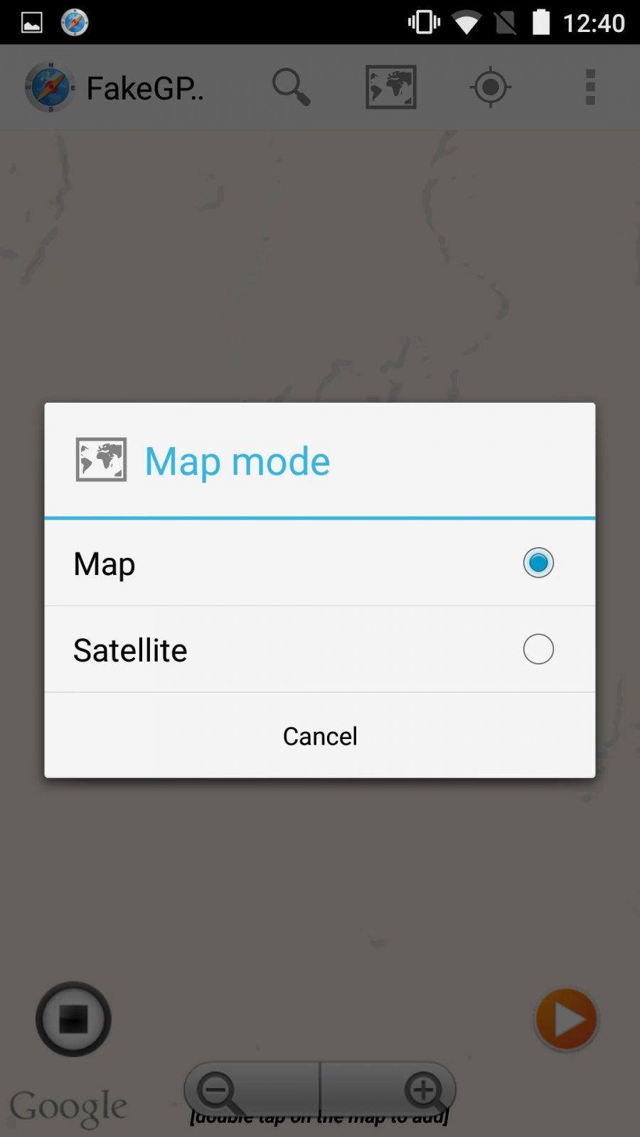 Fake GPS GO location Spoofer Pro APK