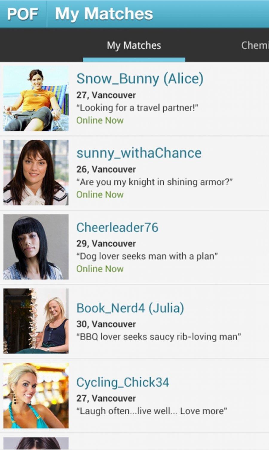 pof darmowa aplikacja randkowa apk serwisy randkowe Brownsville