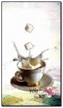 Kahvaltı kahve