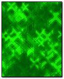 x verde