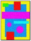 Colore astratto