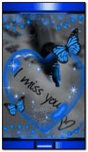 Saya rindu awak