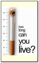 cigarro y la muerte
