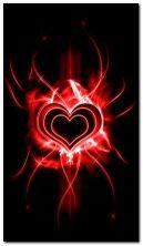 Coeur clignotant