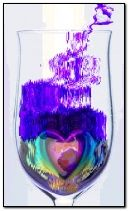 amor de vidro