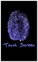 Fingerprint Touch Screen