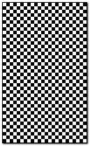 Animated checkerboard