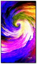Turbinio colorato