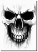 привид череп