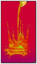 Colored liquid ep