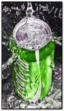 Màu xanh lá cây Coke
