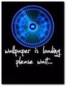 wallpaper load