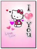 Kitty I Love You