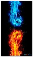 आग बनाम पानी