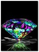 sparkling diamond