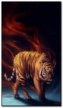 Tigre de feu