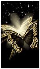 Goden butterfly
