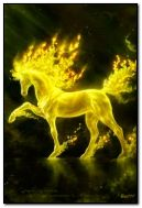 вогняний коня