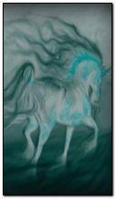 flashing+horse