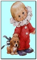 pies e dziecko