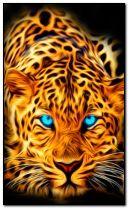 เสือดาวสีฟ้า