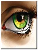 Animeted Eye