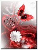الرسوم المتحركة RED LOVE
