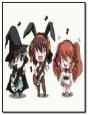 chibi band (anime 240x320)