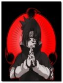 sasuke sharingan gif 320 320 2