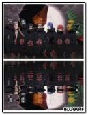 naruto:groupe akatsuki