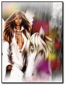 angel n horse