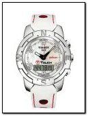 Tissot watch stoper clock