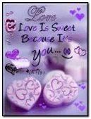 love ?s sweet