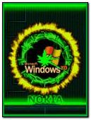 nok?a windows clock