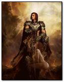 guerrero de fantasía